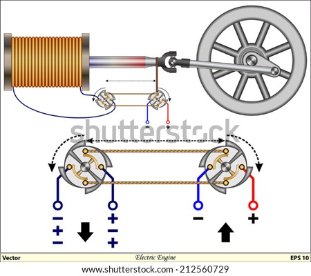 Clutch Diagram Stock Vector 468409289 Shutterstock