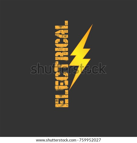 Electrical Engineering Vector Logo