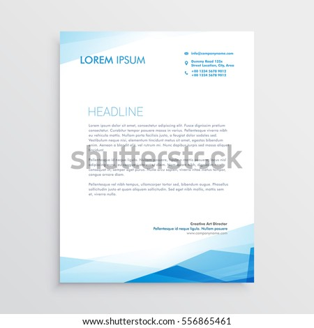 Letterhead Stock Photos Royalty Free Images Amp Vectors