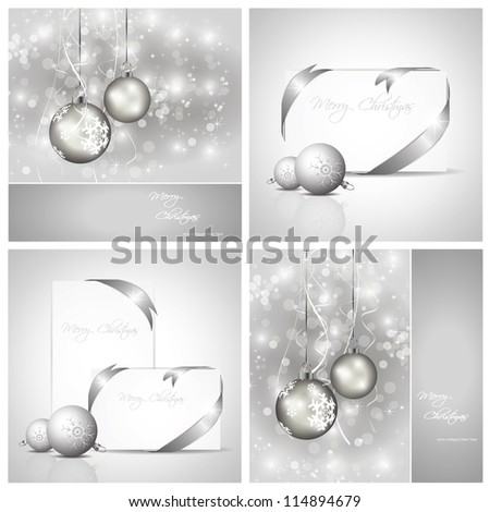 elegant christmas cards