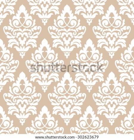 damask wallpaper glamorous and elegant - photo #32