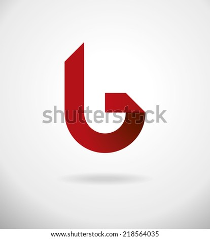 Elegant minimal style corporate identity logo template. Vector illustration. - stock vector