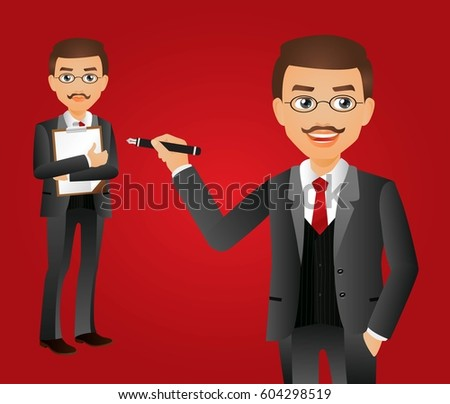 Elegant People-Businessman