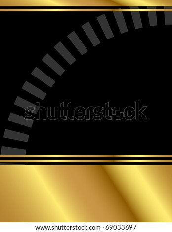 Elegant vector background with modern design - stock vector