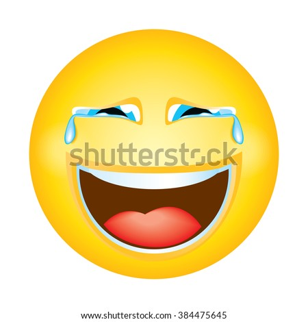 Laughing Smiley Stock Images, Royalty-Free - 33.7KB