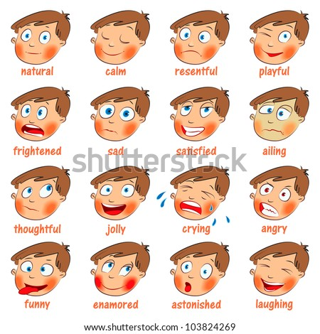 Stock Images similar to ID 146862026 - cartoon funny kids with...