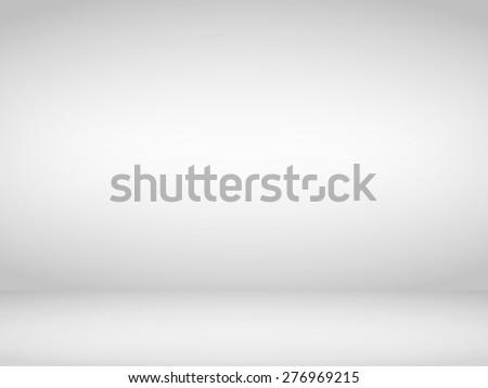 Empty studio background, vector eps10 illustration - stock vector