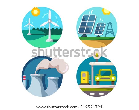 Save Electricity Stock Images Royalty Free Vectors