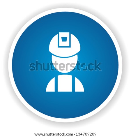 Engineering sign set,vector - stock vector