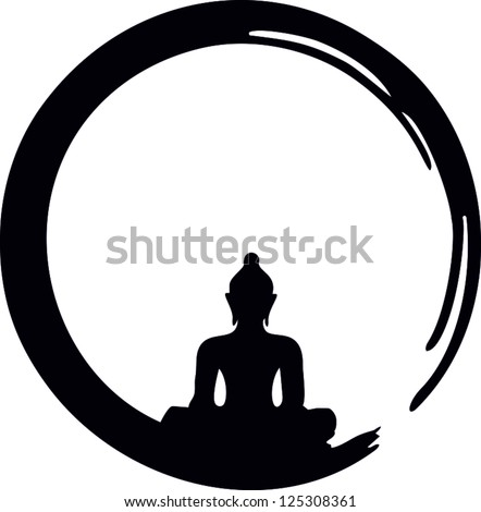 Enso, Zen Circle of Enlightenment