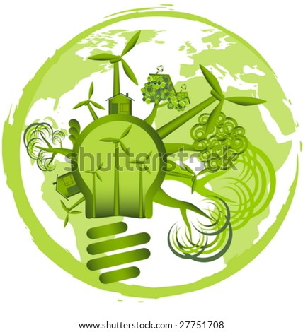 Essay on green environment