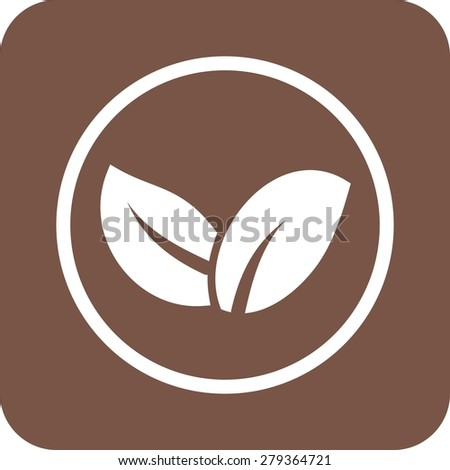 Environment, ecology, nature icon vector image. Can also be used for energy and technology. Suitable for web apps, mobile apps and print media. - stock vector