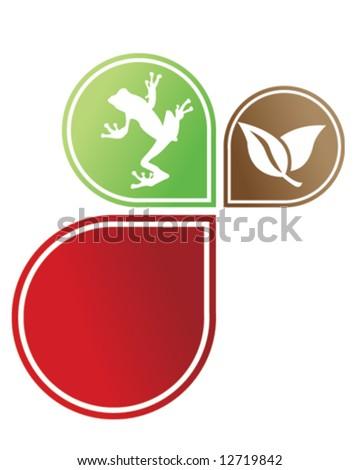 Environment Icon 1 - stock vector