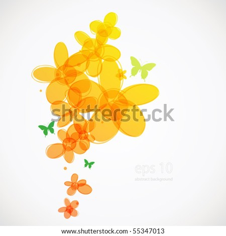 eps10 - abstract background - stock vector