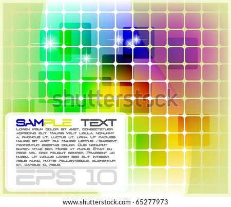 eps10 checkered background - stock vector