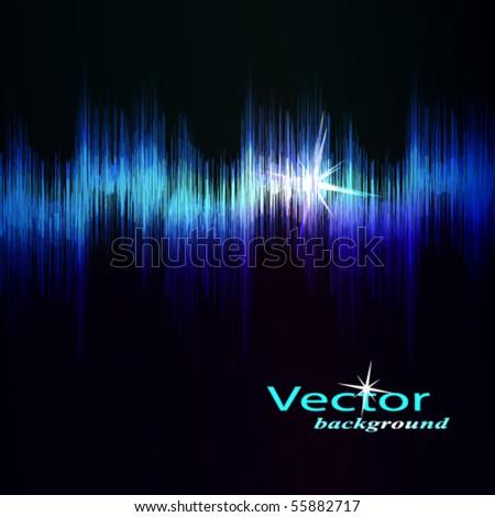 Eps Sound Equalizer Rhythm Music Beats - stock vector