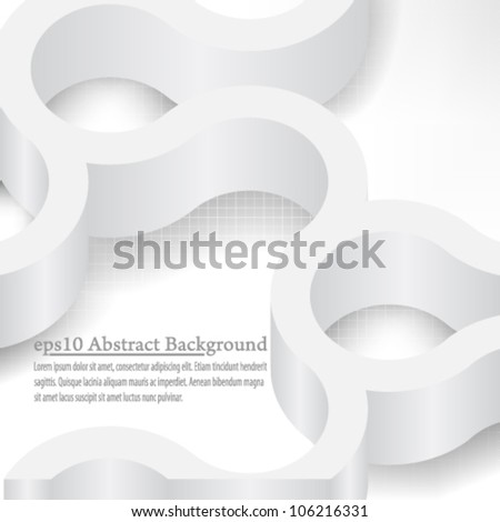 eps10 vector abstract background - stock vector