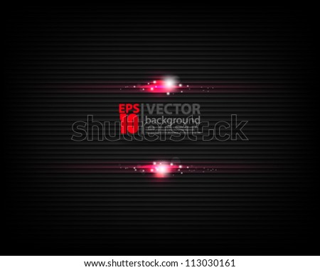 eps10 vector abstract carbon background - stock vector