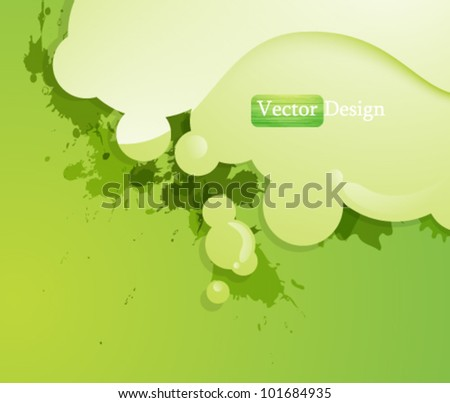 Eps10 Vector Colorful Modern Abstract Background Design