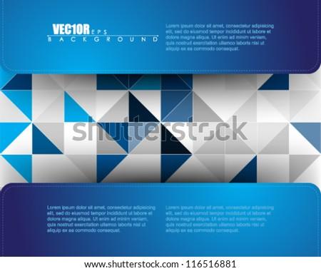eps10 vector corporate concept design - stock vector