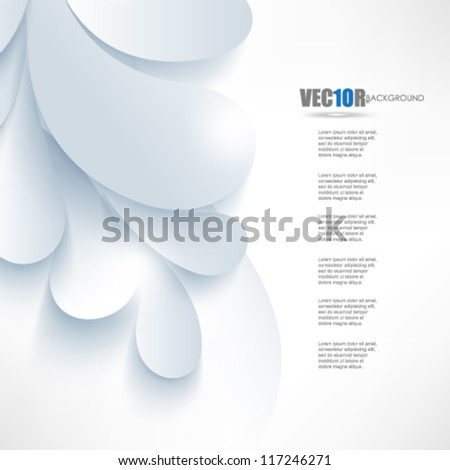 eps10 vector elegant background design - stock vector