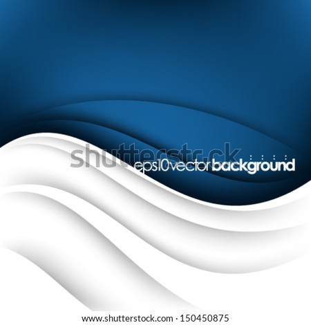 eps10 vector elegant business background - stock vector