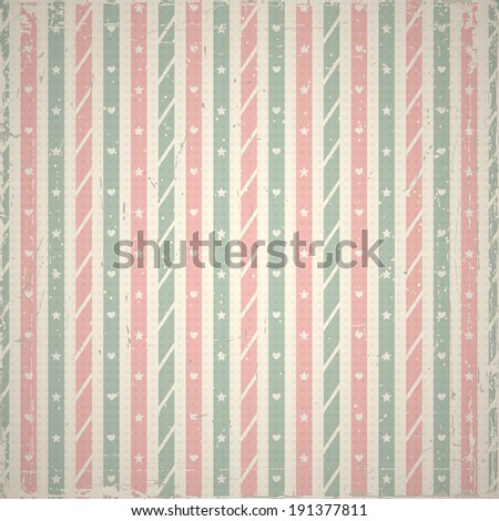 Eps10 vector seamless background, Christmas colors.