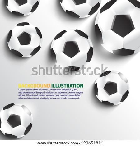 eps10 vector trendy 3d abstract background - stock vector