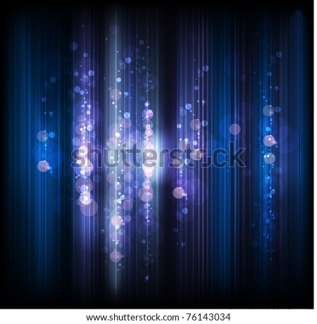 EPS10 - very nice high quality 3D background- growing effect - stock vector