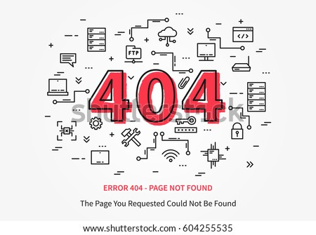 404 not found html template - image not available stock images royalty free images
