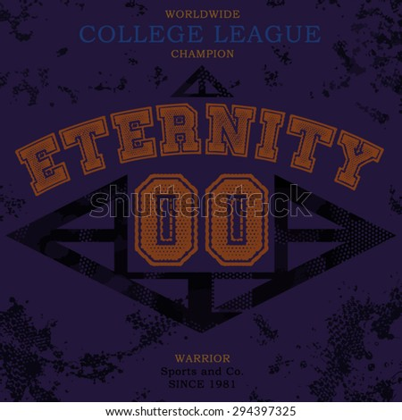 eternity 00 player sports pattern fashion tee shirt art graphic design
