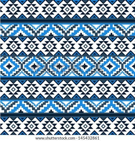 ethnic pattern - stock vector