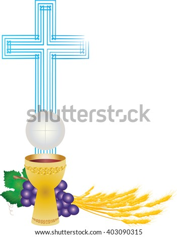First Holy Communion Symbols And Meanings Nornasfo