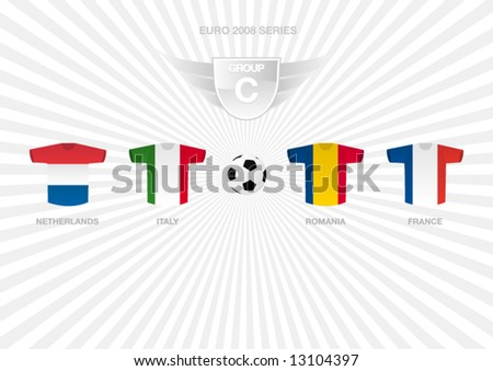 EURO 2008 Series - Group C