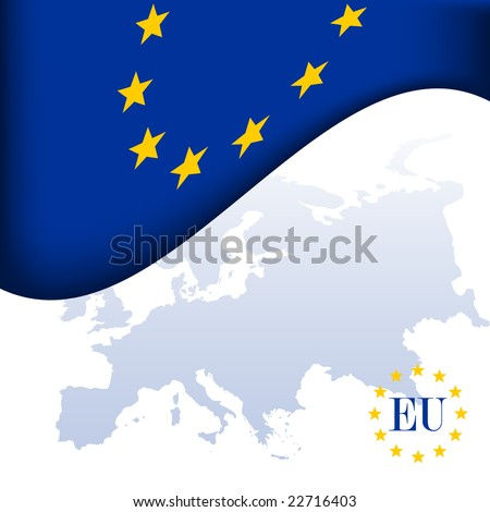 European Union - stock vector