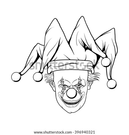 Clown Face Stock Images, Royalty-Free Images & Vectors | Shutterstock