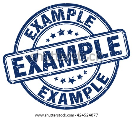 example stamp stock vector royalty free 424524877 shutterstock