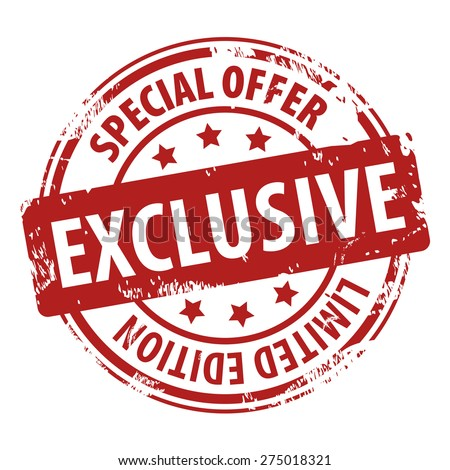 Exclusive Offer Stock Images, Royalty-Free Images ...