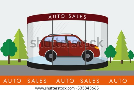 Dealership Stock Photos, Royalty-Free Images & Vectors - Shutterstock