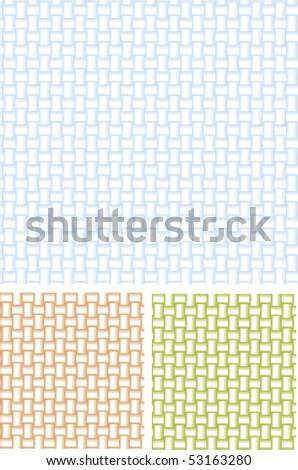 fabric texture - stock vector