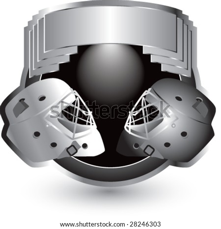 face off hockey silver