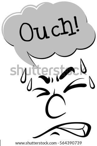 Ouch Face Stock Images, Royalty-Free Images & Vectors ...