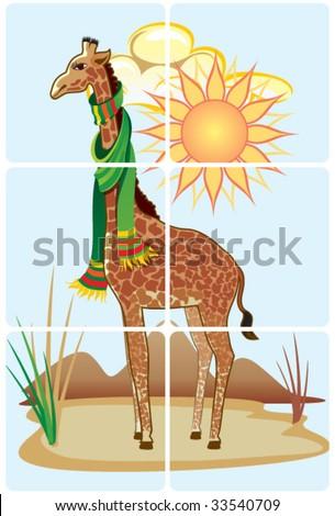 working giraffe wallpaper fairy - photo #39