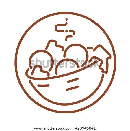 Falafel Stock Vectors, Images & Vector Art   Shutterstock Falafel Clipart