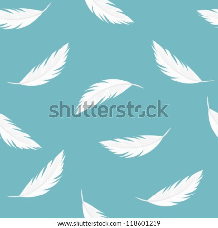 Feather vector Stock P...