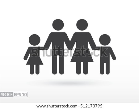 family members stock images royalty free images vectors shutterstock. Black Bedroom Furniture Sets. Home Design Ideas