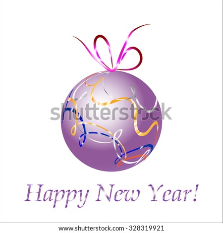 Family holiday, winter holidays, december, joy, greetings Merry Christmas and Happy New Year, positive emotions, good humor, smile, gift cards, Christmas decorations, 2016, vector, eps10, illustration - stock vector