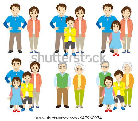 family structure a Key findings: children's lives are influenced by the resources and care provided by parents, siblings, and other adults that they live with, as.
