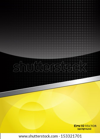 Fantastic abstract background - stock vector