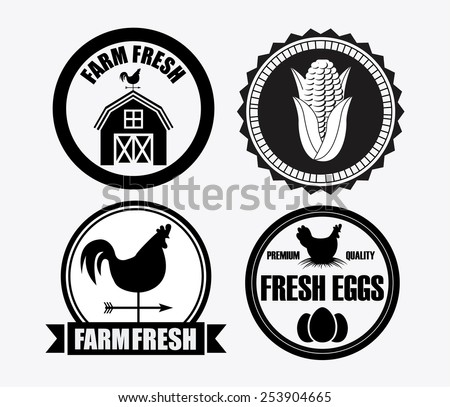 Farm Fresh Eggs Stock Images Royalty Free Images